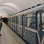 Petersburg's underground