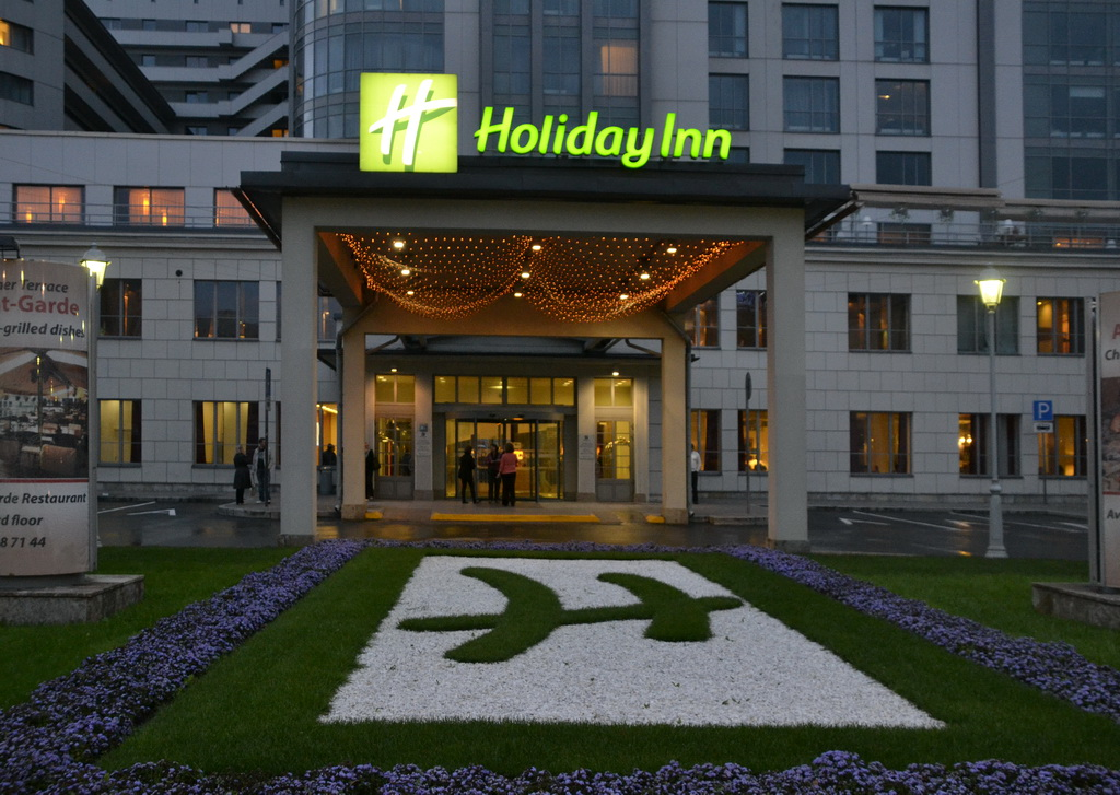 Holiday Inn Petersburg Russia