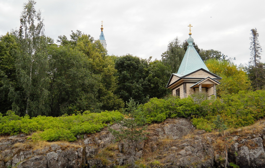 Pokrovskaya chapel