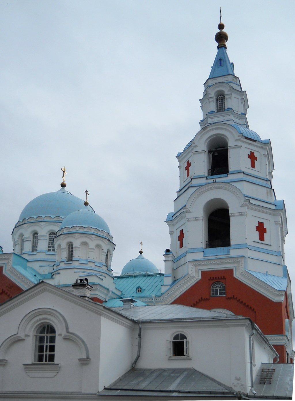 Spaso-Preoprazhensky Cathedral
