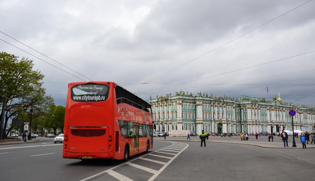 Dvortsovaya (Palace) Square