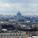 Saint-Petersburg view