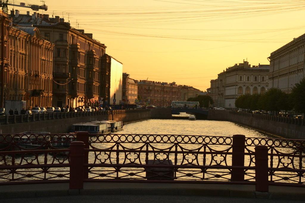 St.Petersburg view