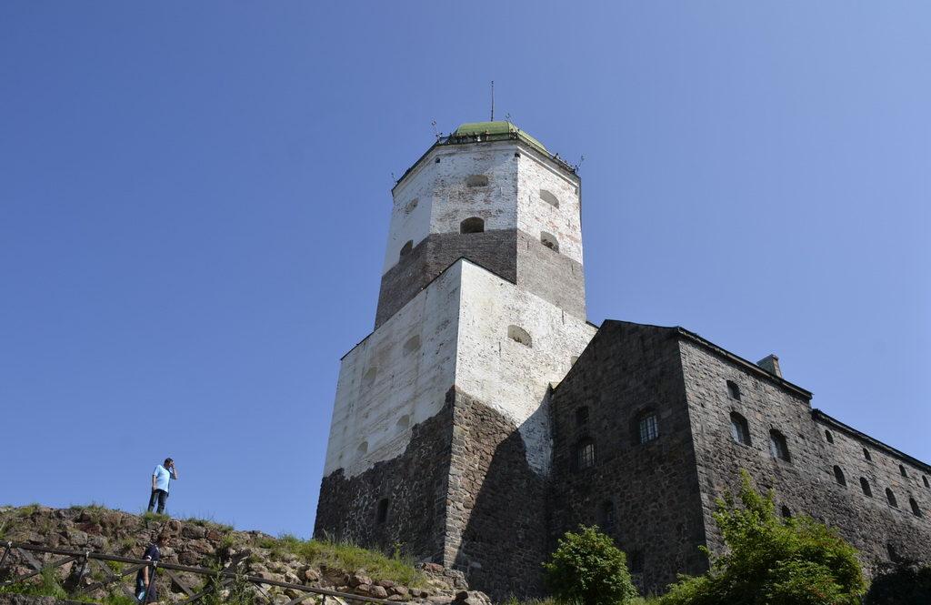Vyborg castle