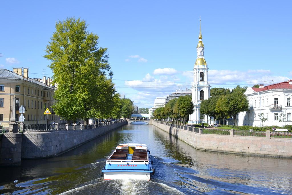 St. Petersburg ist berühmt dafür, eine kulturell und historisch sehr wertvolle Stadt zu sein