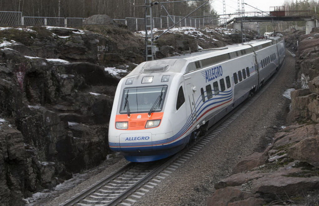 Allegro train