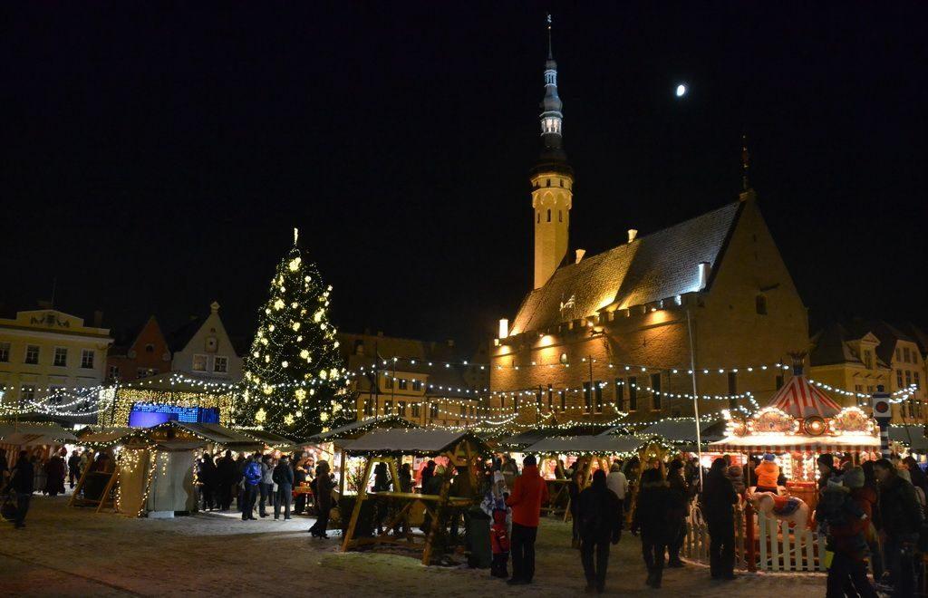 Christmas Tallinn