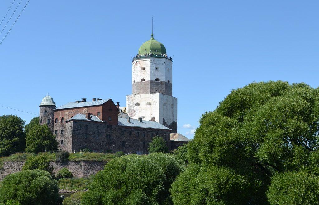 Vuborg castle