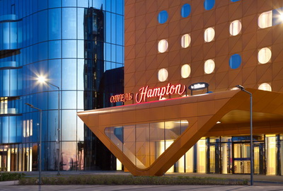 Hampton by Hilton St Petersburg ExpoForum