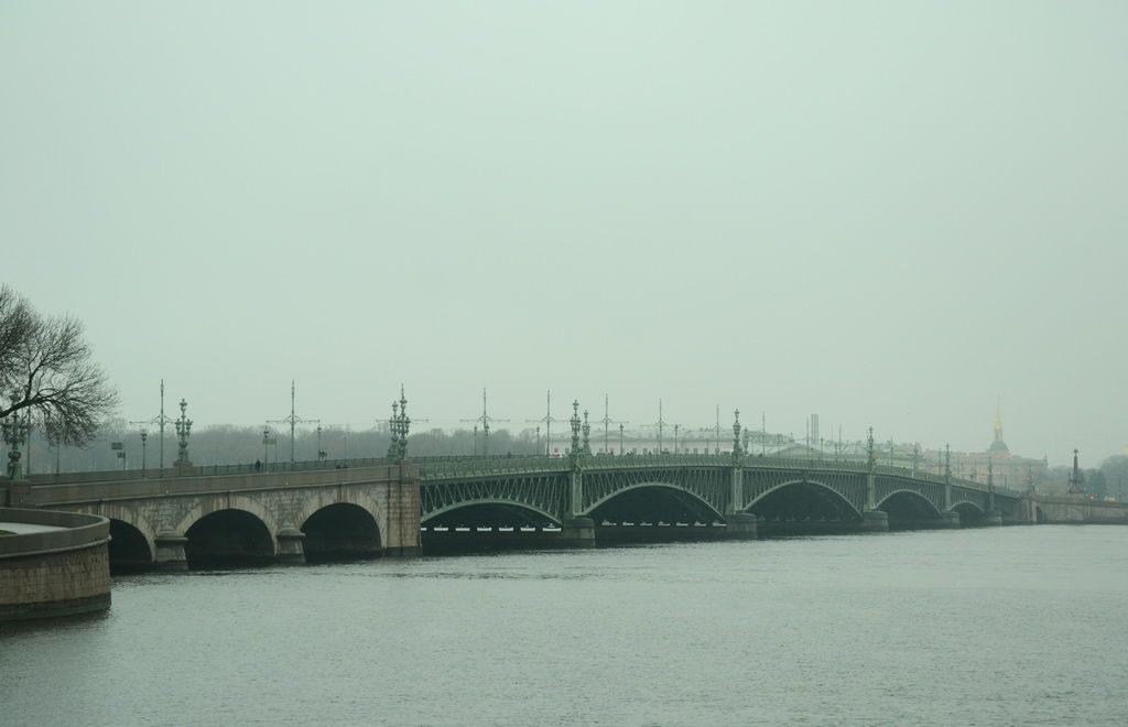 Troitskii bridge