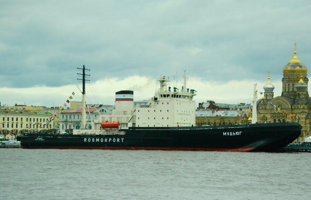 icebreaker Mudyug