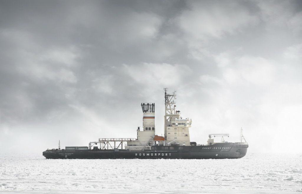 Sankt-Petersburg ship