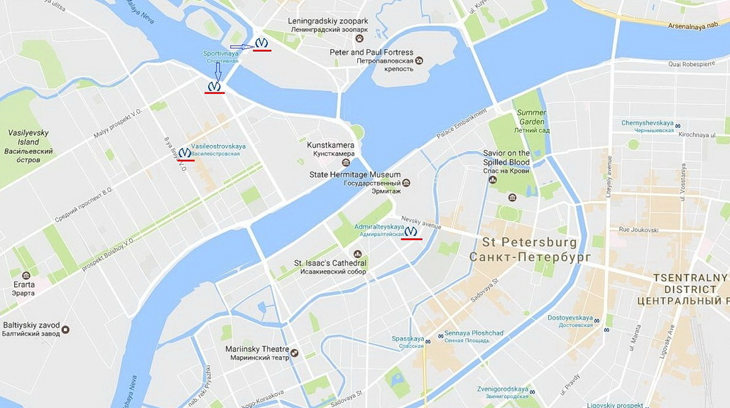 Subway Map Saint Petersburg.Night Buses And Night Subway In St Petersburg Russia