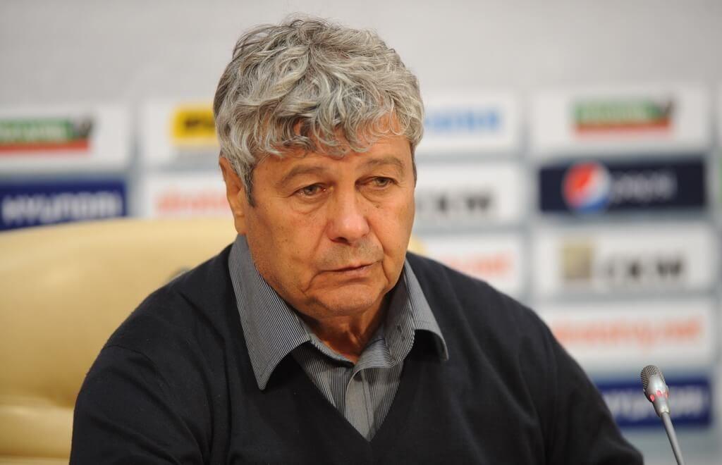 Zenit`s coach