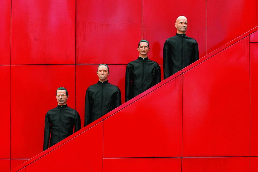 Robots by Kraftwerk
