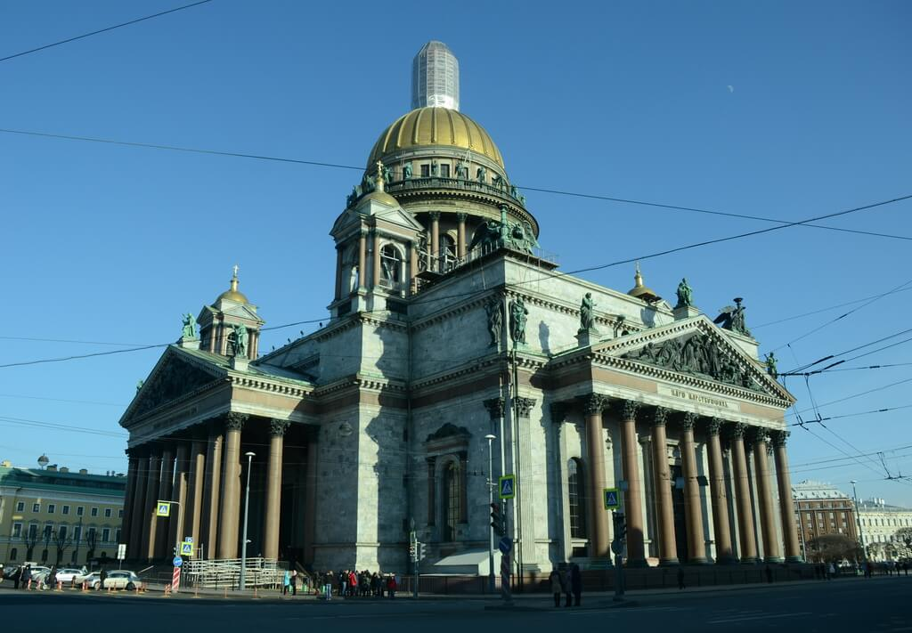 The Isaac's Cathedral