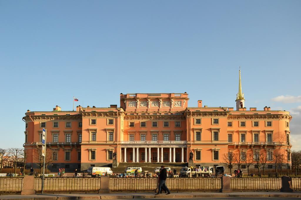 Mikhailovsky castle