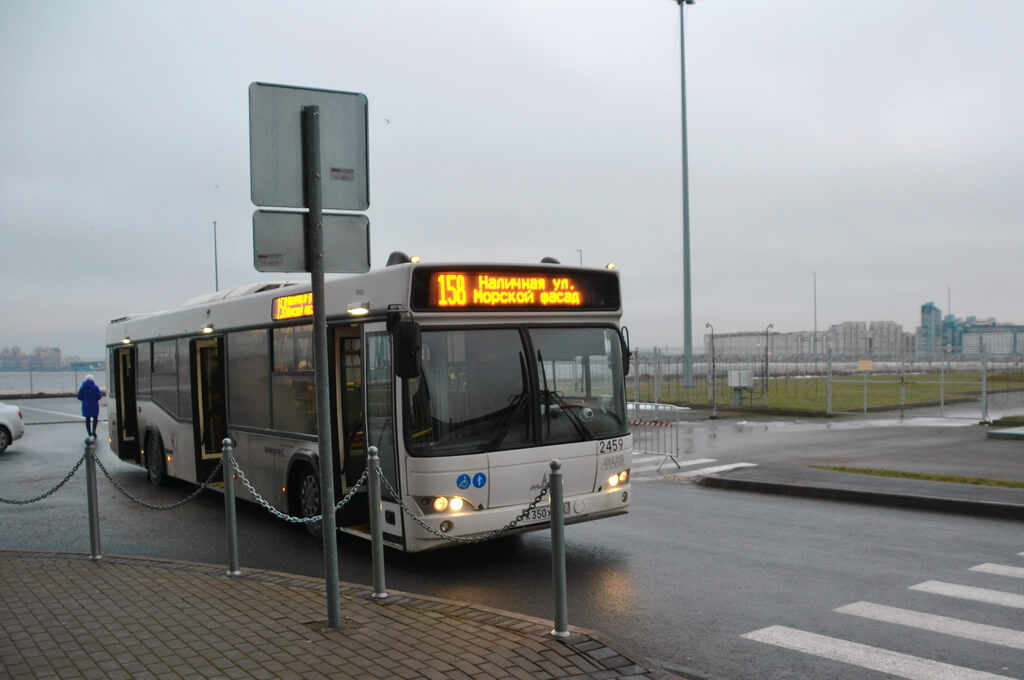 City bus route №158