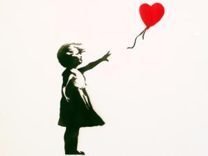 Banksy`s art