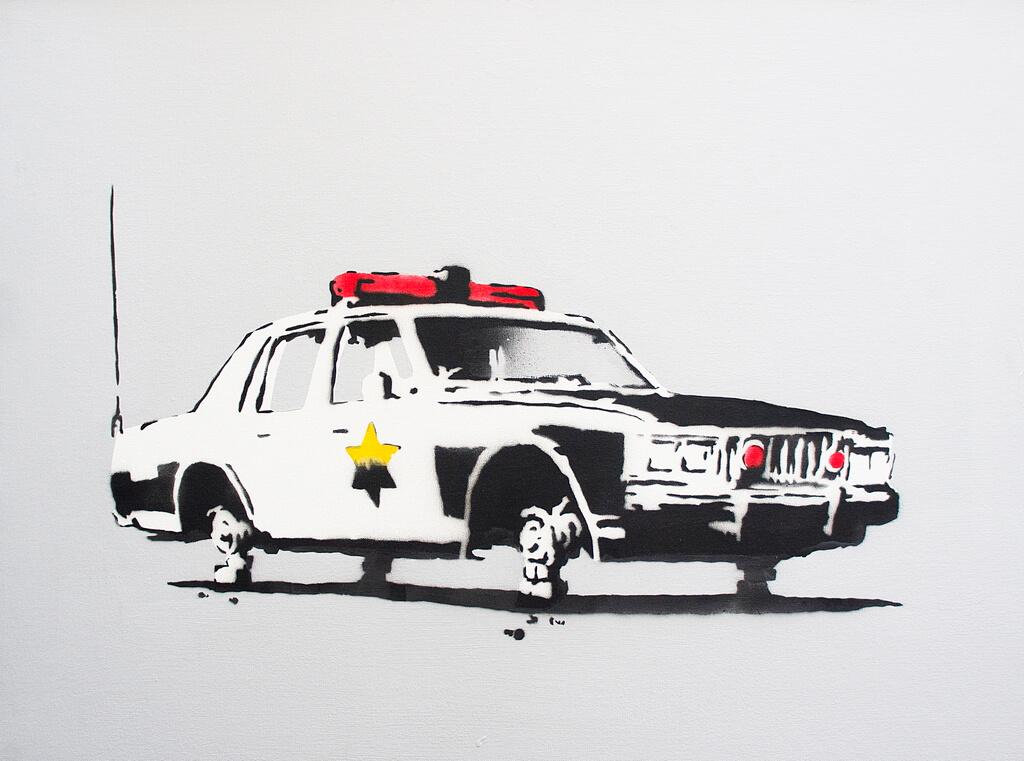 Exhibition of Banksy's Art