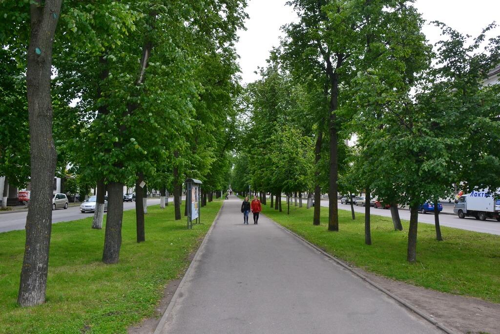The Voskresensky Boulevard