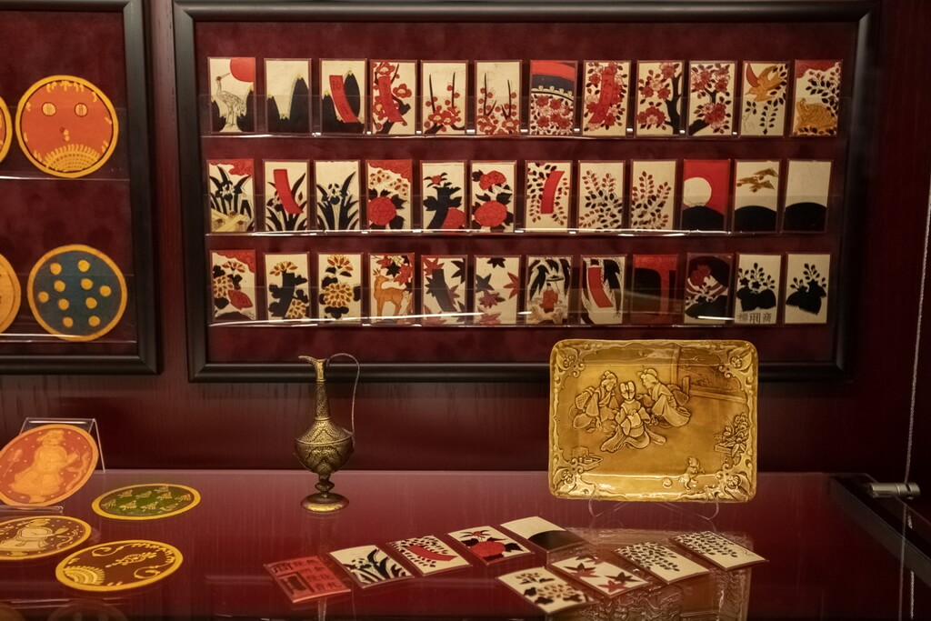 Japanese cards Hanafuda