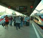 Sapsan trains