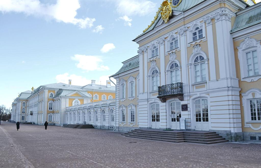 The Grand Peterhof Palace