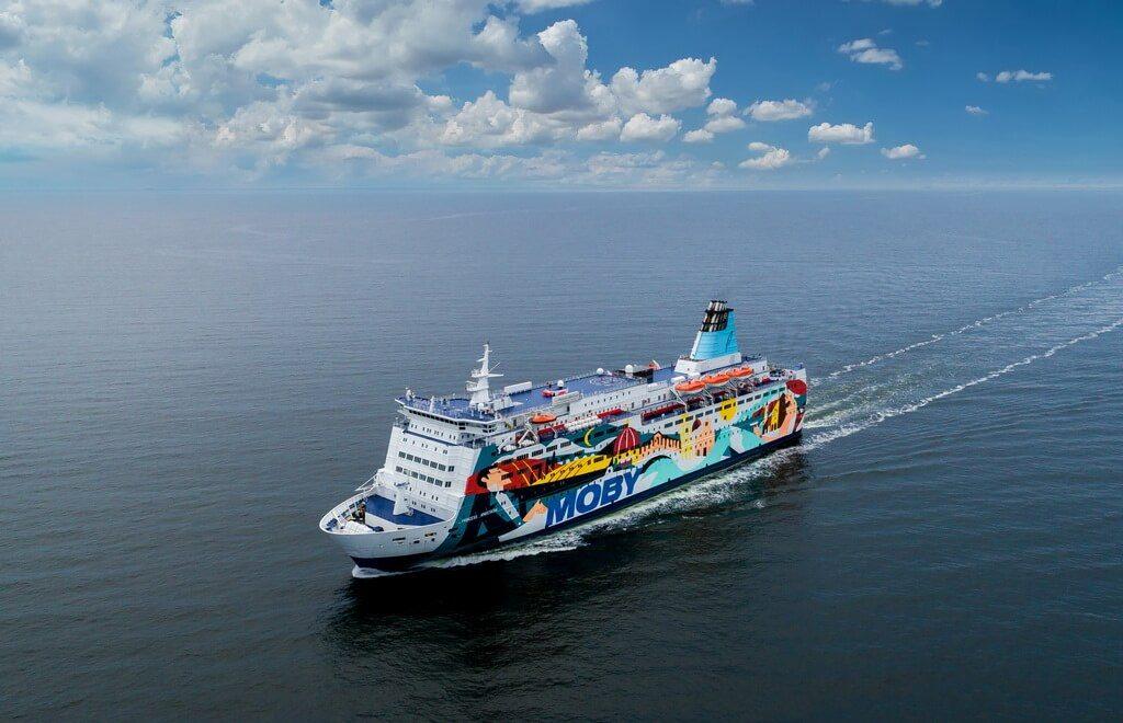 Princess Anastasia ferry