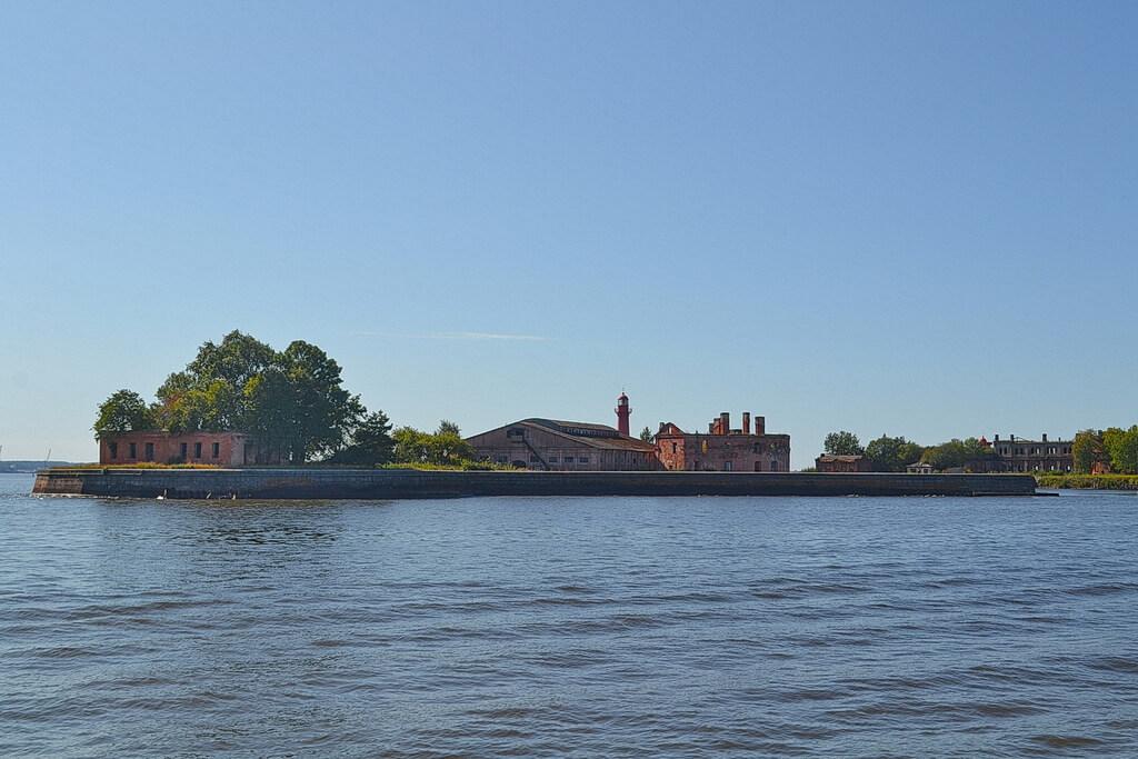 one more fort of Kronstadt