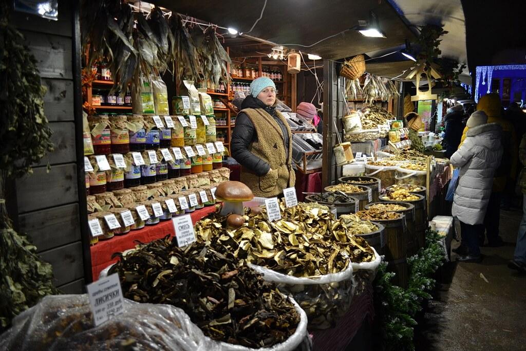 Central Xmas Market
